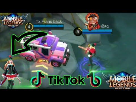 Kumpulan Tik Tok Mobile Legend Bang Bang Gokil (Part 2)