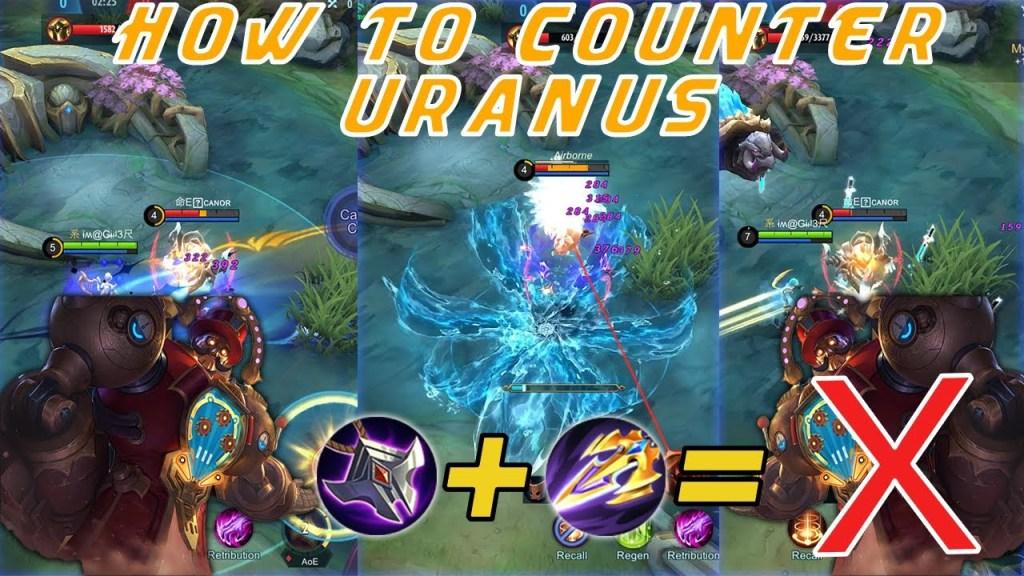 How To Kill The Unkillable Tank   Anti Uranus Guide   Mobile Legends Bang Bang