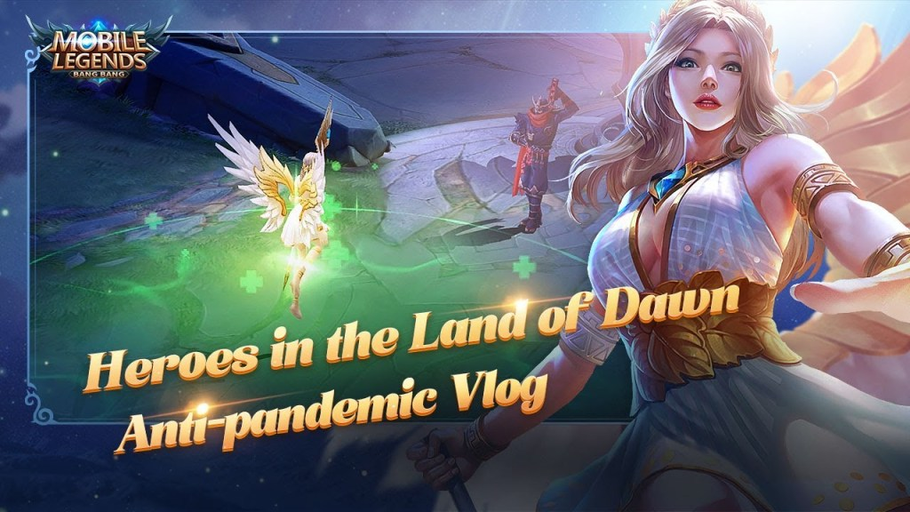 How to Fight against Pandemic?| Anti-pandemic Vlog| Mobile Legends: Bang Bang