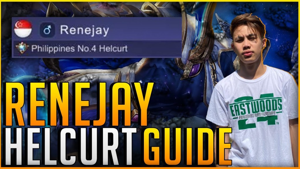 HELCURT OFFLANE TUTORIAL BY RENEJAY