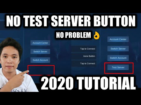 How to switch in advance server mobile legends | 2020 Tutorial
