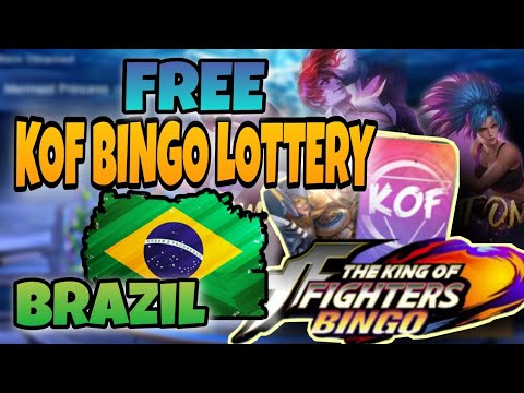 TRYING FREE KOF BINGO LOTTERY MOBILE LEGENDS