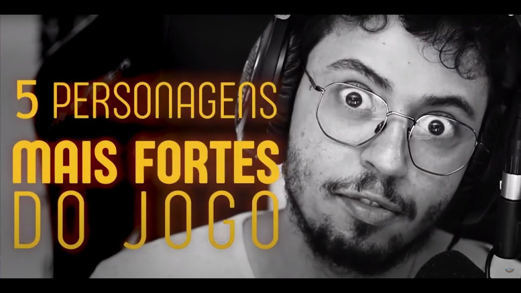 OS 5 PERSONAGENS MAIS FORTES DO MOBILE LEGENDS!