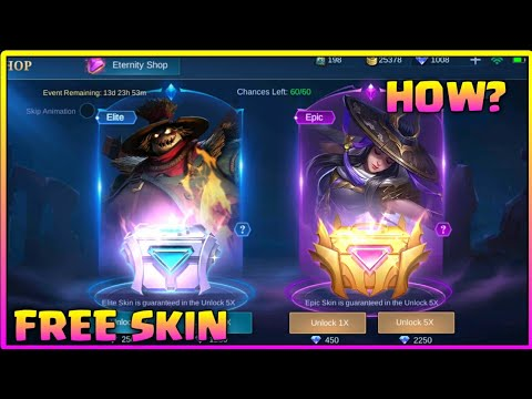 FREE SKIN! HOW TO GET (FULL INFO) NEW EVENT IN MOBILE LEGENDS