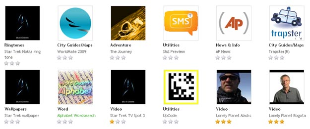 ovi Nokia Ovi App Store Stumbles into Primetime