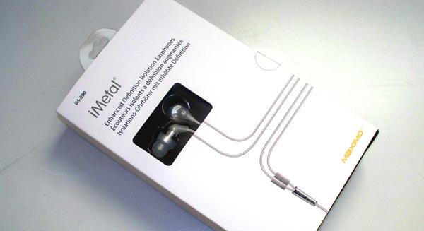 imetal-im590-2 REVIEW - Maximo iM-590 iMetal Isolation Earphones