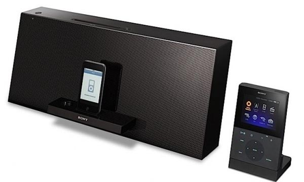 sonydock Sony iPod Speaker Dock Comes with Free Touchscreen iPod (Remote)