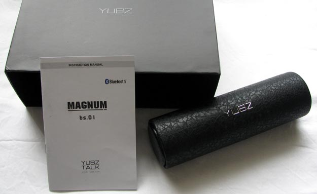 yubzmagnum-1 REVIEW - Yubz Magnum Stereo Bluetooth Speaker