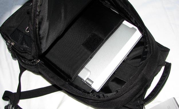 medge-2 REVIEW - Mobile Edge Ultraportable Backpack for Netbooks