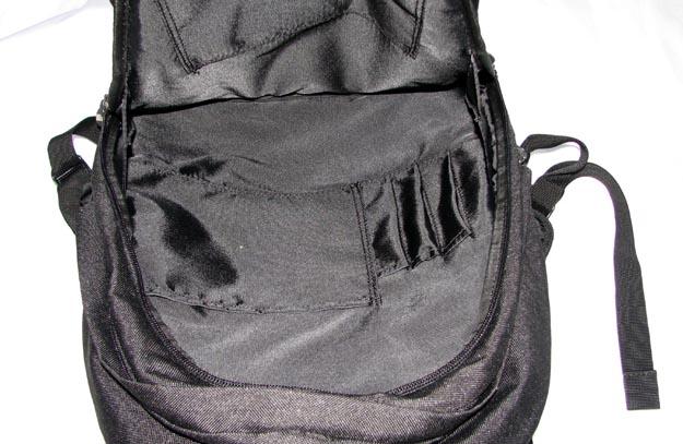 medge-4 REVIEW - Mobile Edge Ultraportable Backpack for Netbooks