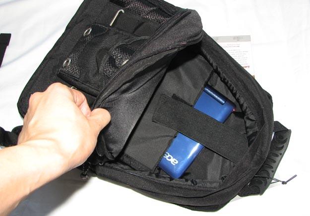 medge-5 REVIEW - Mobile Edge Ultraportable Backpack for Netbooks