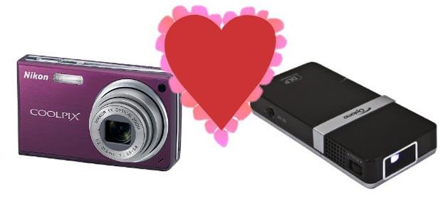 nikon Nikon to Announce Camera-Projector Combo (VP650)