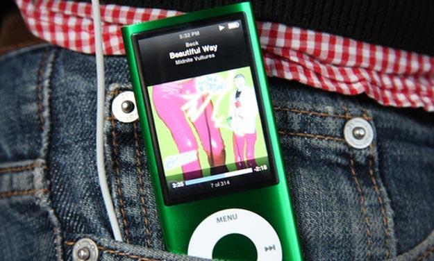 ipodnano Review of Camera-Equipped Apple iPod nano 5G