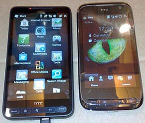 leotouch Windows Mobile Gets Capactive Multitouch with HTC Leo (Video)