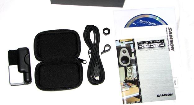samsonmic-2 Review: Samson Go Mic Portable USB Condenser Microphone