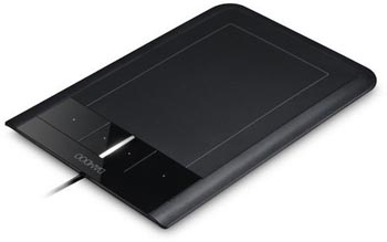 wacom Wacom Bamboo Touch Tablet Works with Multi-Touch Gestures Too