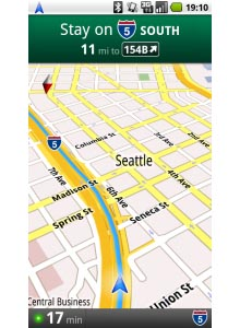 googlenavigation Google Maps Navigation for Android Announced