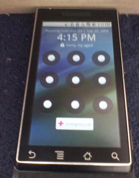 motodroid Motorola Sholes/Tao Becomes Motorola Droid for Verizon