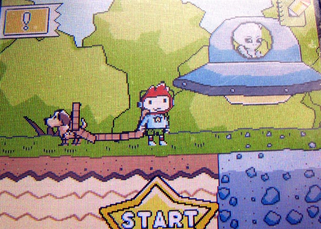 scribblenauts-1 REVIEW - Scribblenauts for Nintendo DS