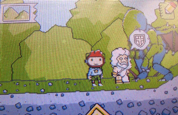 scribblenauts-4 REVIEW - Scribblenauts for Nintendo DS