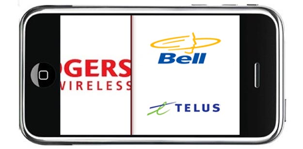 iphoneplans  Leaked: Telus and Bell iPhone Plans Revealed