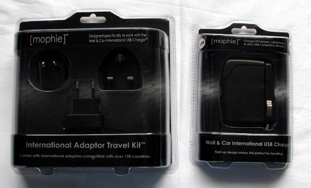 mophiecharger-1 REVIEW - Mophie Car & Wall International USB Charger