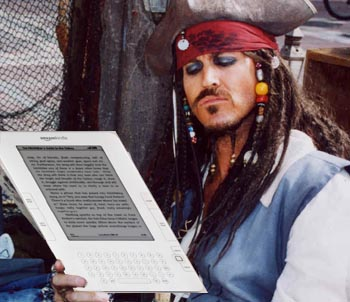 kindlepirate Floodgates Open for Pirates of the Amazon Kindle