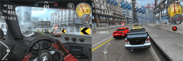 nfs iPhone Races to Finish Line with Need for Speed: Shift