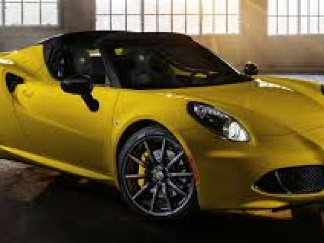 alpha Top 5 Supercars of 2015