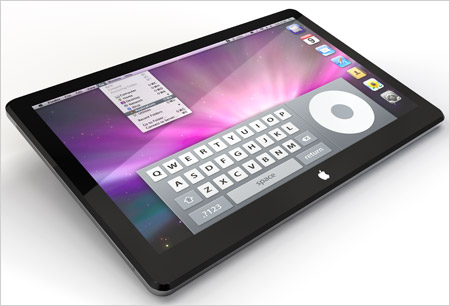 apple-tablet Orange exec outs Apple Tablet, Gizmodo confirms?