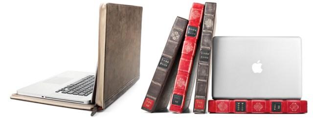 bookbook BookBook case creates a bit of nostalgia for MacBooks