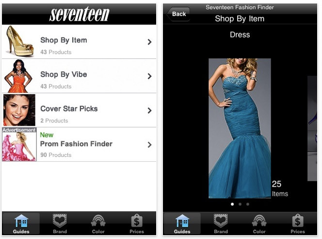 fashion-app-screenshot-17 iPhone turned fashion assistant, great apps for every style