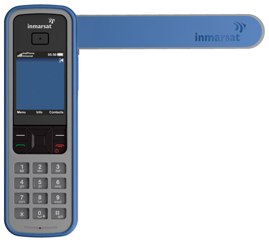 inmarsat Inmarsat's IsatPhone Pro phone is the latest in global mobile satellite technology