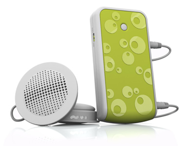 ritmo-controller Pregnancy surround sound system makes babies healthy and stress-free