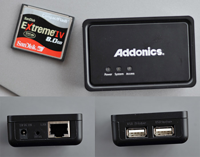 Addonics-NAS2XU2-multi Review: Addonics NAS2XU2 NAS 2.0 adapter
