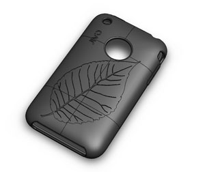 Jivo-photo Jivo Leaf, The green biodegradable iPhone case
