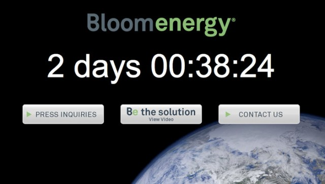 bloomenergy-countdown Bloom Energy's Bloom Box fuel cell technology to change life on Earth