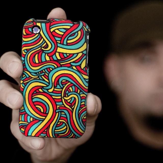 Artsprojekt-06 Speck's artistic Artsprojeckt cases exclusive to Apple Store