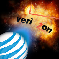 att-verizon AT&T addressing iPhone connectivity issues: Not so fast Verizon Wireless