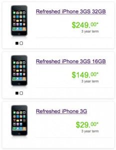 "refreshed-iphones-233x300 Telus starts selling ""refreshed"" iPhones too"