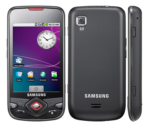 samsung-galaxy-spica  Samsung Galaxy Spica powered by Android, heading to Rogers