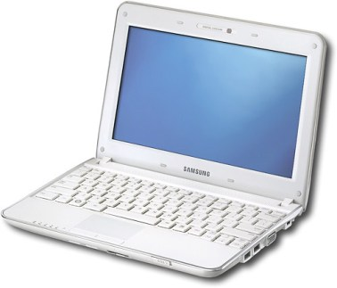 samsung-netbook-n210 Samsung N210 Netbook and R780 Notebooks now on Best Buy shelves