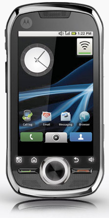 sprint-motorola-l1 Sprint rolls out Android-based Push-to-talk Motorola i1
