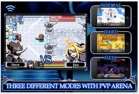 zenonia2-005 Review: Zenonia 2 RPG on the iPhone