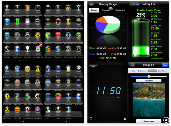 appbeast App Beast for iPhone gives you 60 utilities for $1