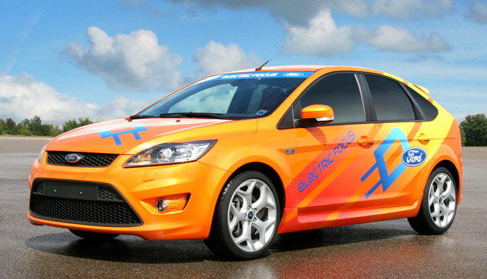 ford-focus-electric  Microsoft Hohm platform helps Ford electric cars recharge better