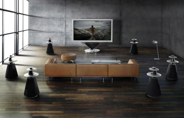 ipad-app-bang-olufson Bang & Olufsen BeoLink app lets you control your home like a love guru