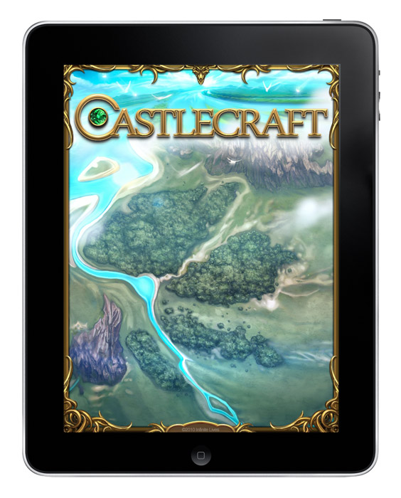 ngmoco-castlecraft Gaming to soar for the iPad: ngmoco releases seven titles