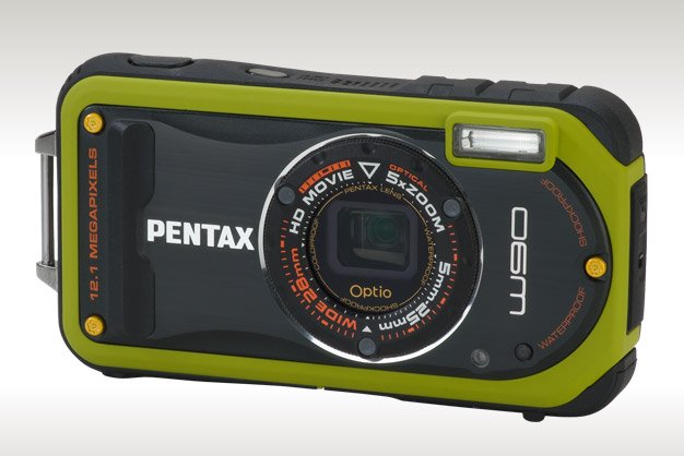 pentax-optio-w90-f  Pentax offers free shipping on 5 new digital cameras for Mother's Day