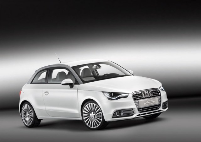 audi-a1-etron-concept-01 Electric-only Audi A2 hot hatch launching in 2012
